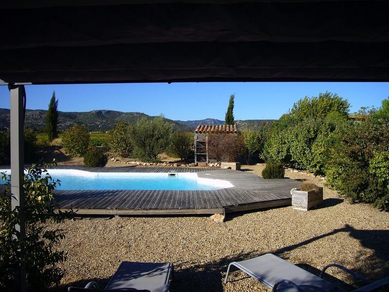 espace privatif piscine